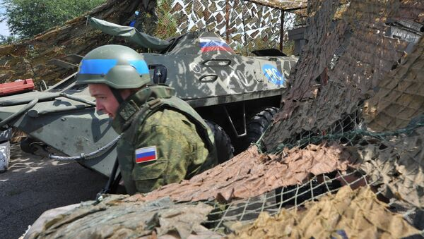 Руски мировњаци у Придњестровљу - Sputnik Србија