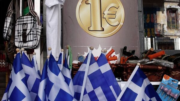 Европа није спремна да плати дуг Грчкој - Sputnik Србија