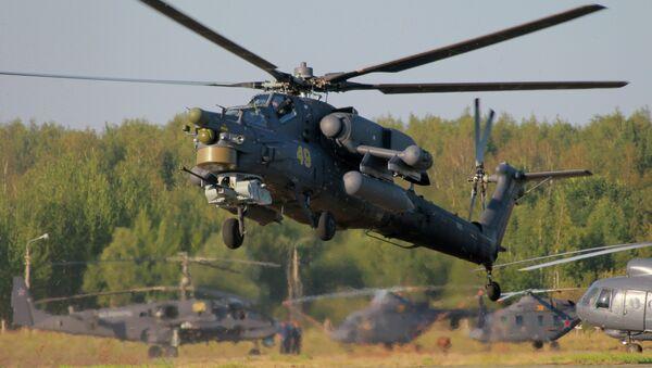 Helikopter  Mi-28 - Sputnik Srbija