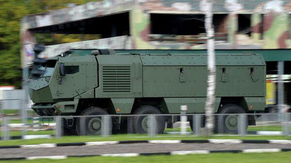 Оклопно возило Тајфун - Sputnik Србија