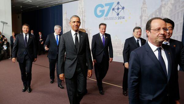 Grupa G7 - Sputnik Srbija