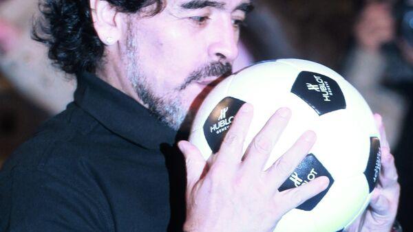 Dijego Maradona - Sputnik Srbija