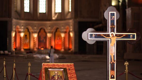 Православни храм - Sputnik Србија