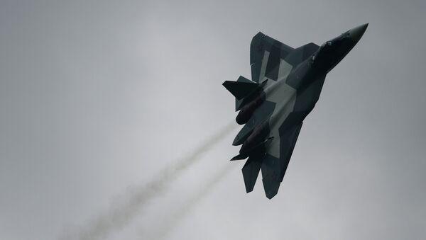 Сухој T-50 PAK FA - Sputnik Србија