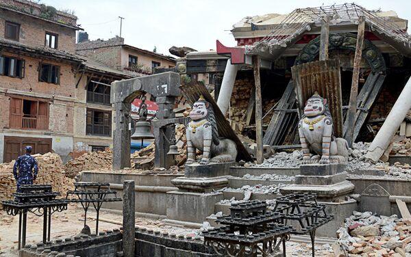 Штета коју није могуће надокнадити, срушени храм у Бунгаматију - Sputnik Србија