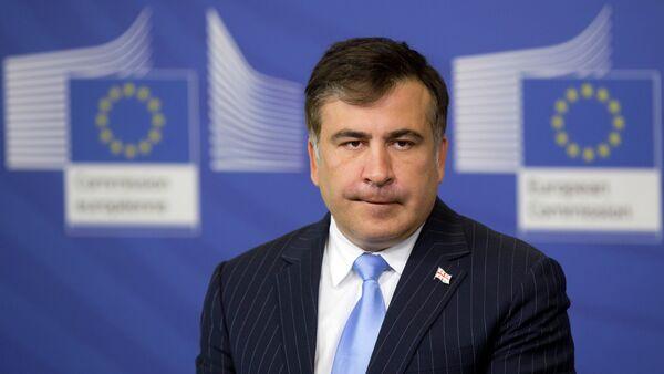 Mikhail Saakashvili - Sputnik Србија