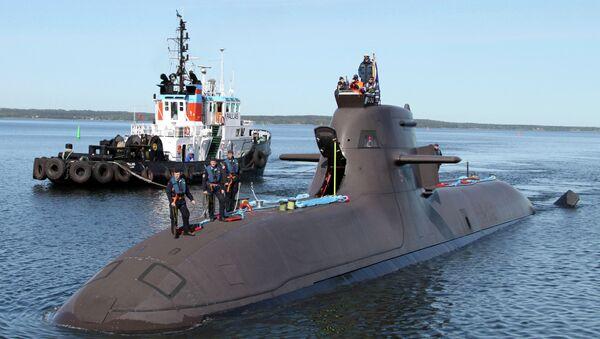 Podmornica U-34 - Sputnik Srbija
