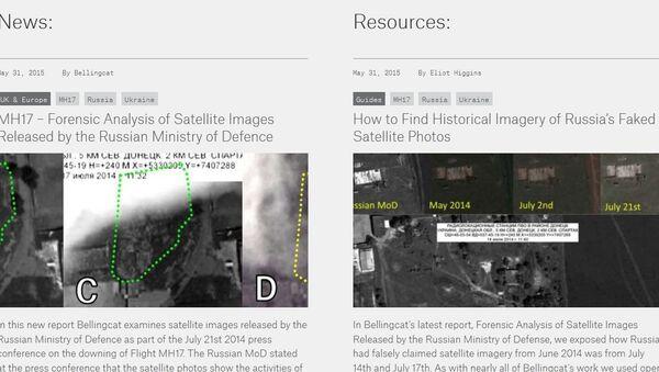 МХ17 – Форензичка анализа сателитских снимака - Sputnik Србија