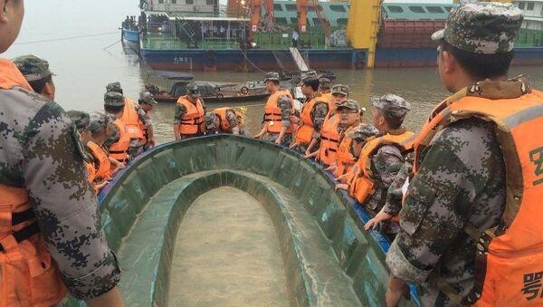 Kina: Potonuo brod sa 458 putnika u Jangceu - Sputnik Srbija