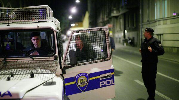 Хрватска полиција - Sputnik Србија
