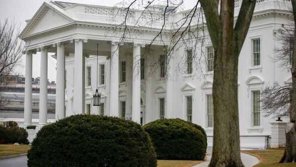 Bela kuća u Vašingtonu, SAD - Sputnik Srbija