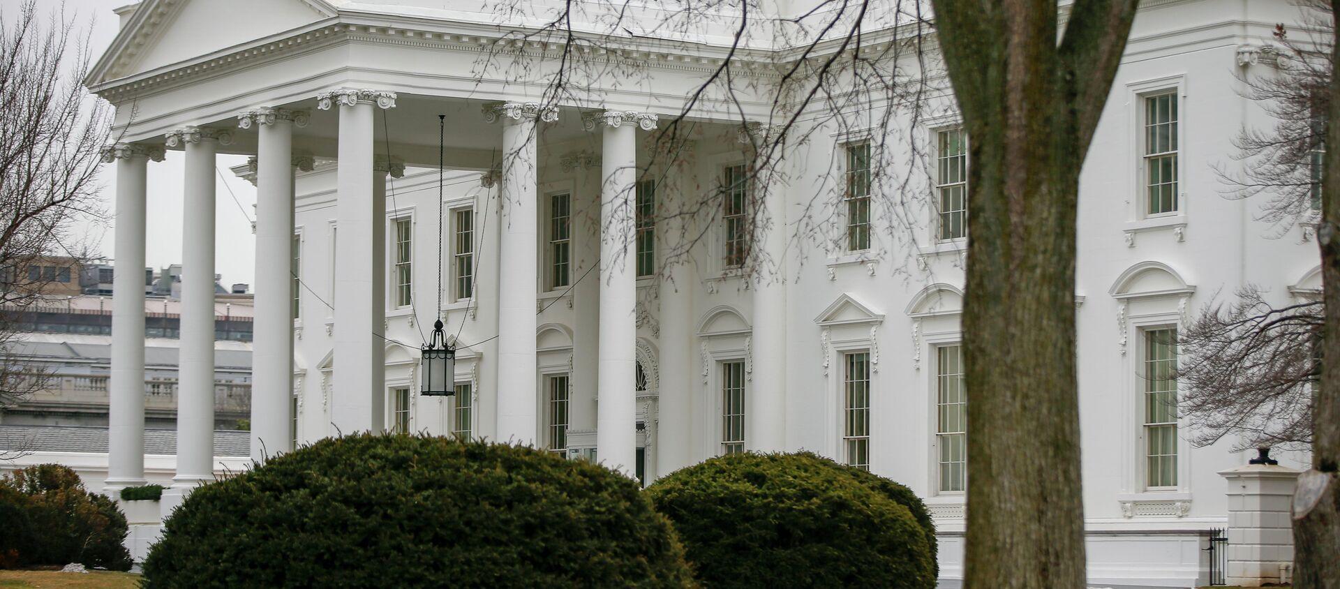 Бела кућа у Вашингтону, САД - Sputnik Србија, 1920, 04.03.2021