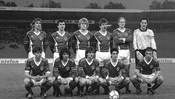 Репрезентација Југославије 1991 16. мај, 1991 године. - Sputnik Србија