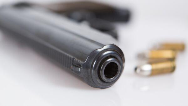Pištolj sa patronama - Sputnik Srbija