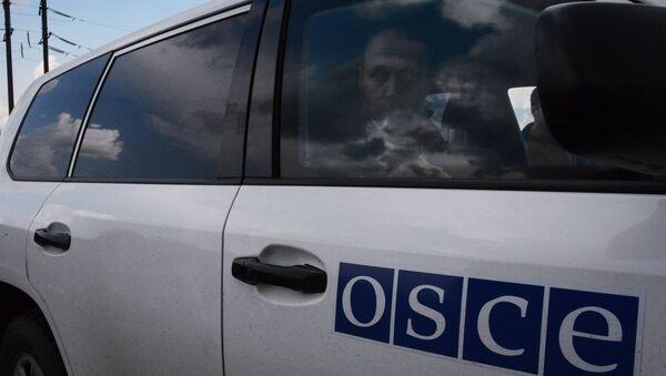 ОЕБС у Украјини - Sputnik Србија