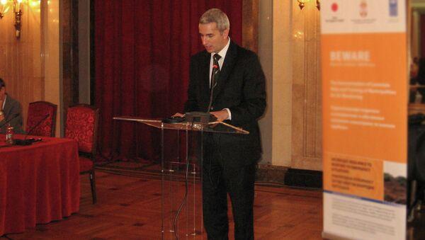 Zamenik gradonačelnika Beograda (DSS) Andreja Mladenović - Sputnik Srbija