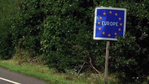 Граница ЕУ - Sputnik Србија