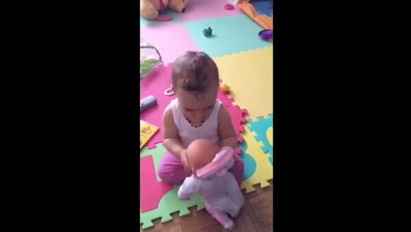 Кад беба добије бебу - Sputnik Србија