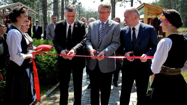 Отварање Канцеларијеза сарадњу са Руском Федерацијом - Sputnik Србија