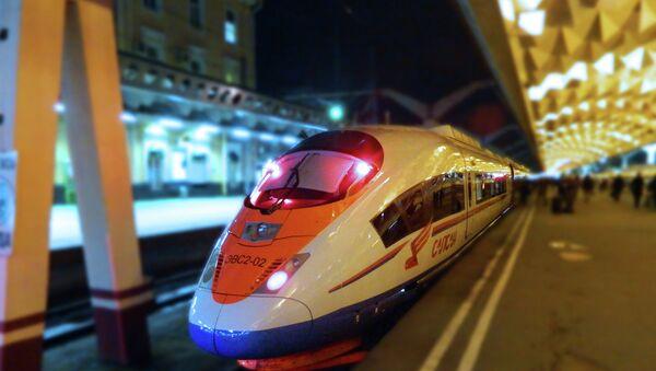 Руска железница - приступачне цене и честе линије - Sputnik Србија