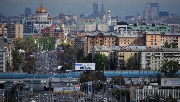 Поглед на метро у Москви - Sputnik Србија