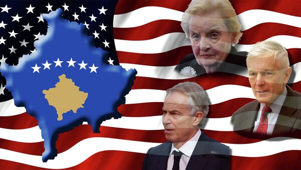 Američko Kosovo-ilistricja - Sputnik Srbija