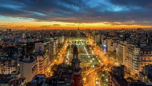 Буенос Ајрес, Аргентина - Sputnik Србија