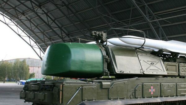 Украјински противракетни систем Бук-М1 - Sputnik Србија