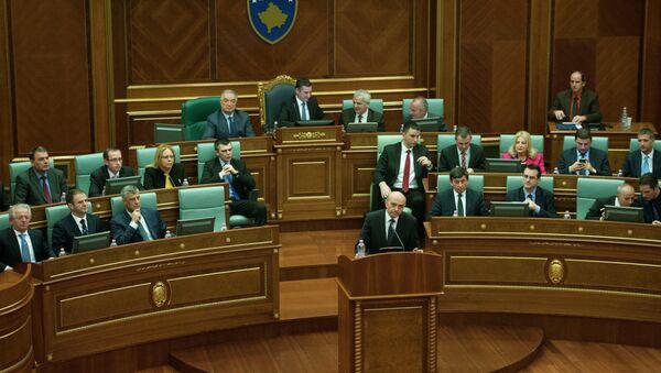 Vlada samoproglašene republike Kosovo - Sputnik Srbija