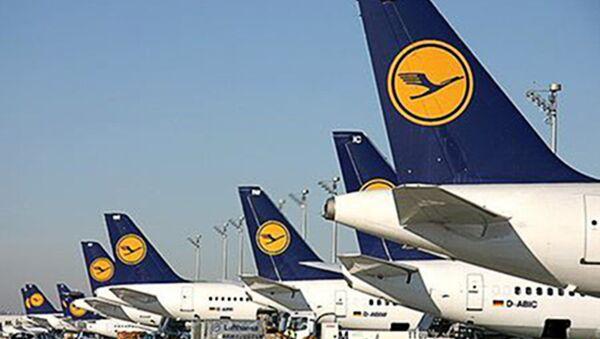 Aviakompaniя Lufthansa - Sputnik Srbija