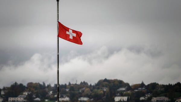 Švajcarska zastava - Sputnik Srbija