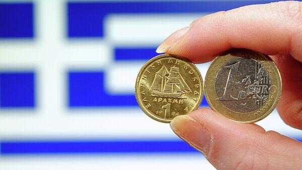 Криза у Грчкој - Sputnik Србија