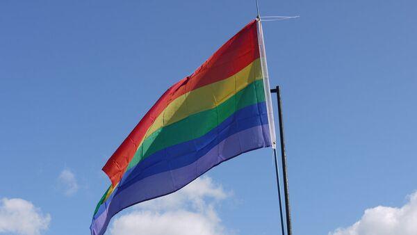 LGBT zastava - Sputnik Srbija