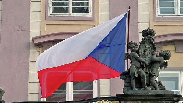 Застава Чешке - Sputnik Србија