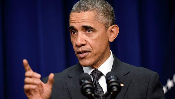 Barak Obama - Sputnik Srbija