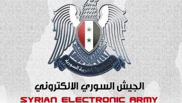 Sirijska elektronska vojska - Sputnik Srbija