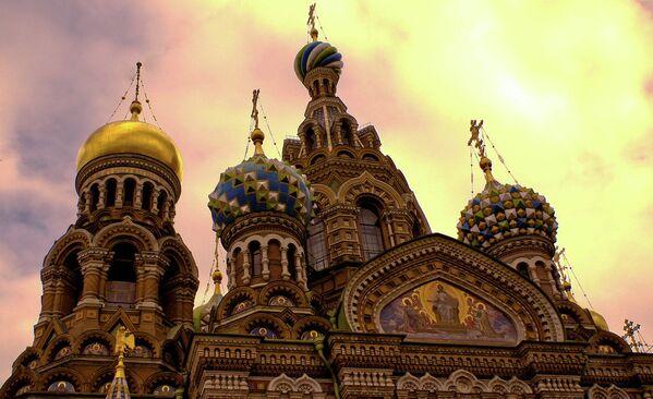 Црква Христа на крви, Санкт Петрбург - Sputnik Србија