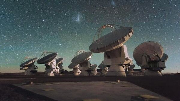Телескопи АЛМА на Андима - Sputnik Србија