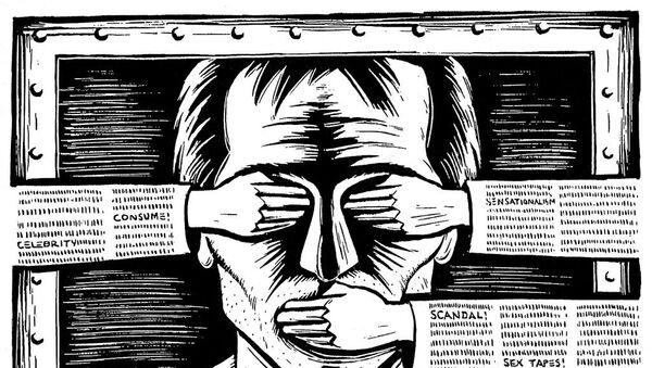Цензура - Sputnik Србија