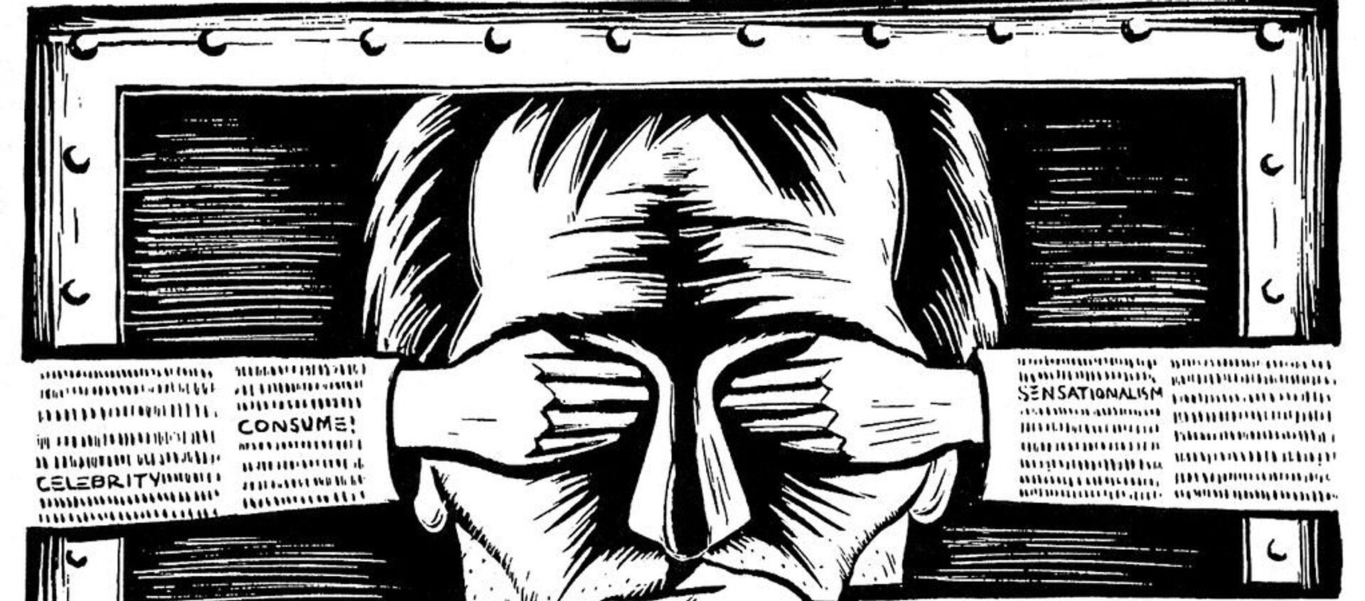 Цензура - Sputnik Србија, 1920, 27.06.2020