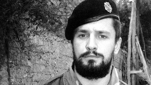 Naser Orić u vreme rata u Bosni - Sputnik Srbija