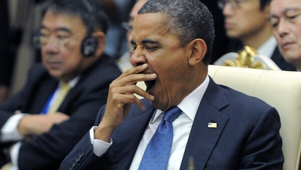 Барак Обама - Sputnik Србија