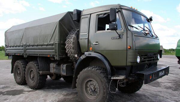 KAMAZ-5350 - Sputnik Srbija