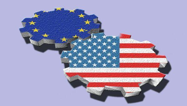 Европска унија и Америка - Sputnik Србија