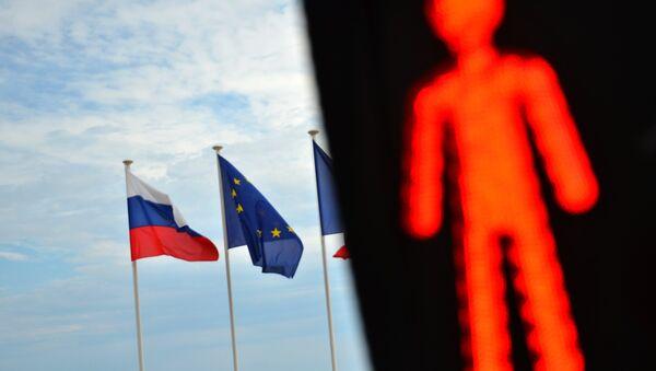 Заставе Русије ЕУ и Француске - Sputnik Србија