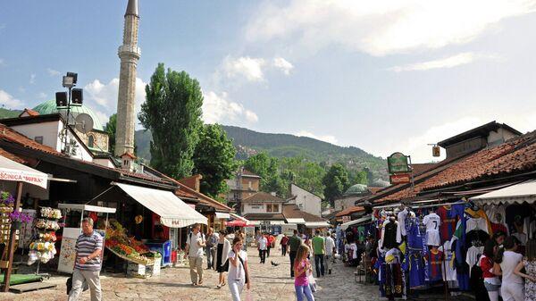 Башчаршија, Сарајево - Sputnik Србија