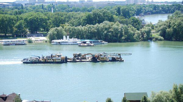Ушће Саве у Дунав - Sputnik Србија