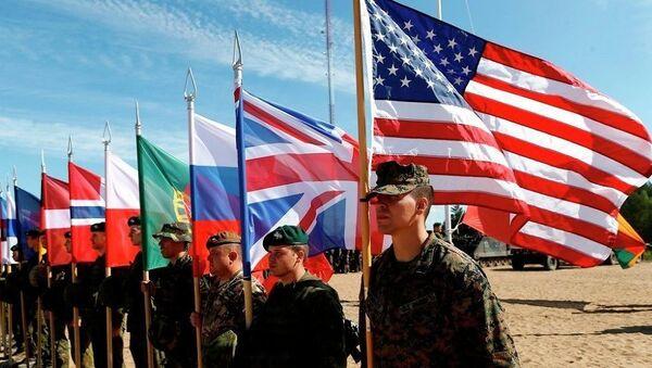 Snage za brzo reagovanje NATO - Sputnik Srbija