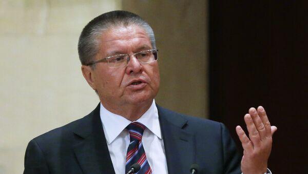 Алексеј Уљукајев, министар економије Руске Федерације - Sputnik Србија