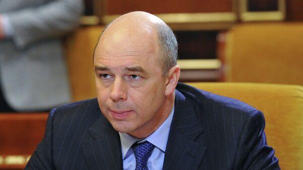 Russian Finance Minister Anton Siluanov - Sputnik Србија